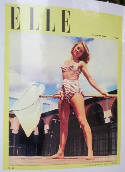 Elle Cover von 1946