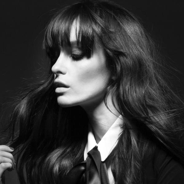 Die Haarpflege der Models
