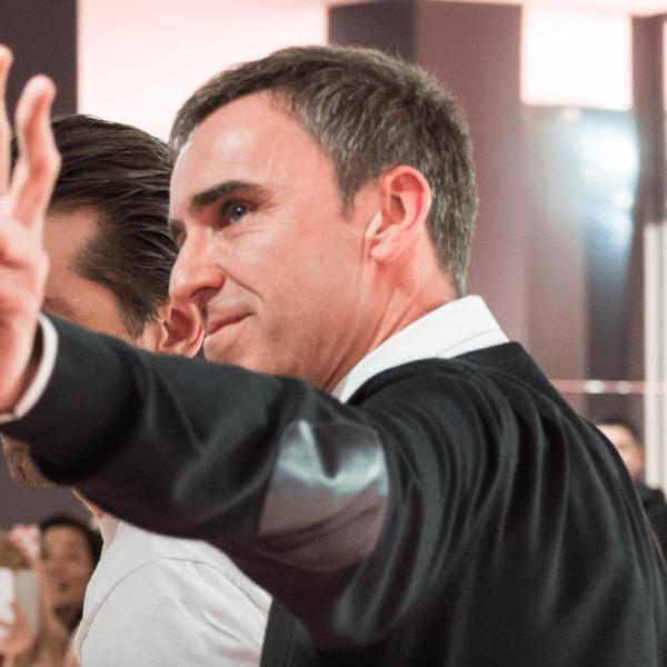Raf Simons ist neuer Kreativchef von Calvin Klein