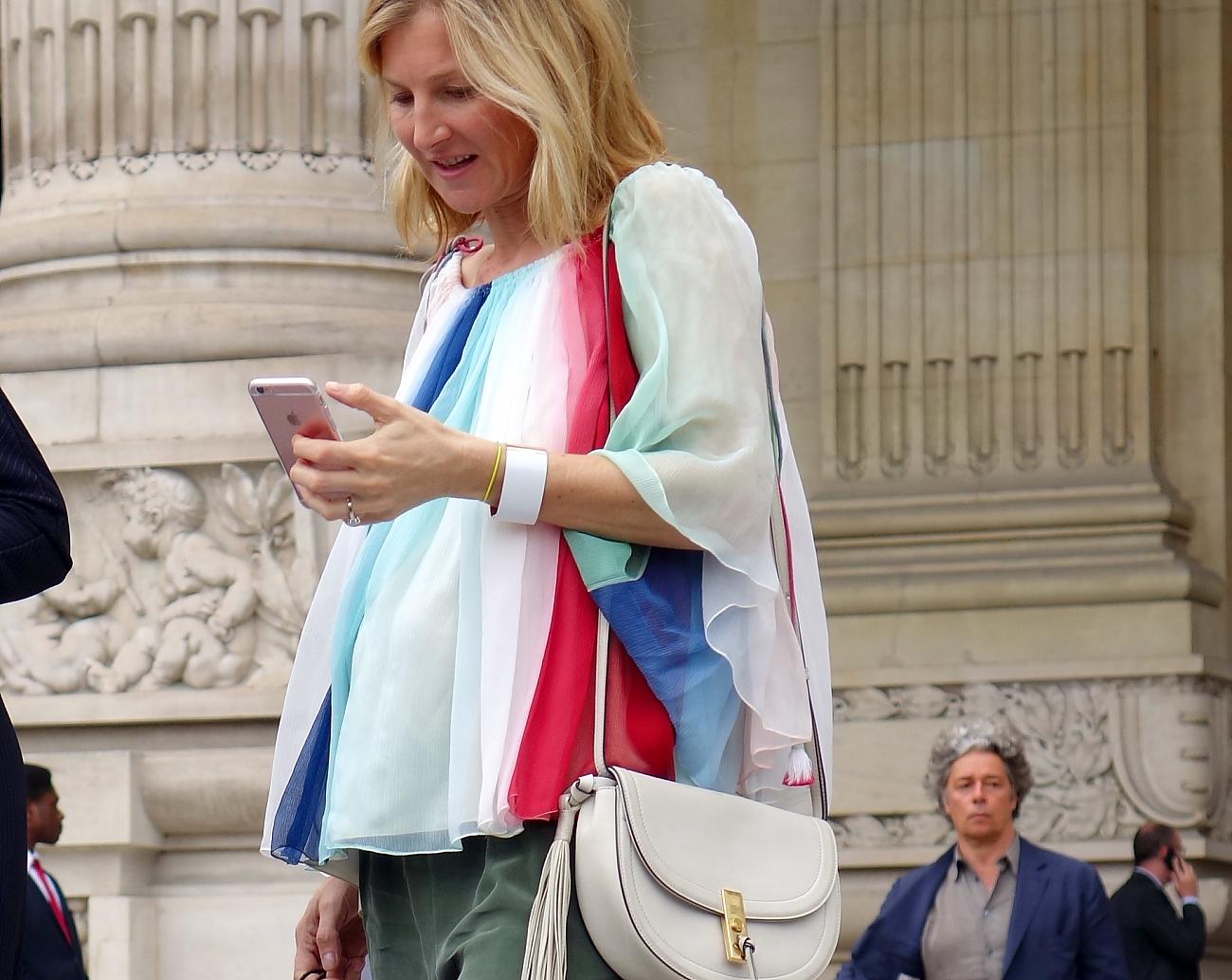 Schwanger Und Schick Jessica Im 6 Monat Fashionista Modepilot