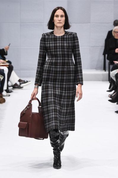 Jane Moseley für Balenciaga