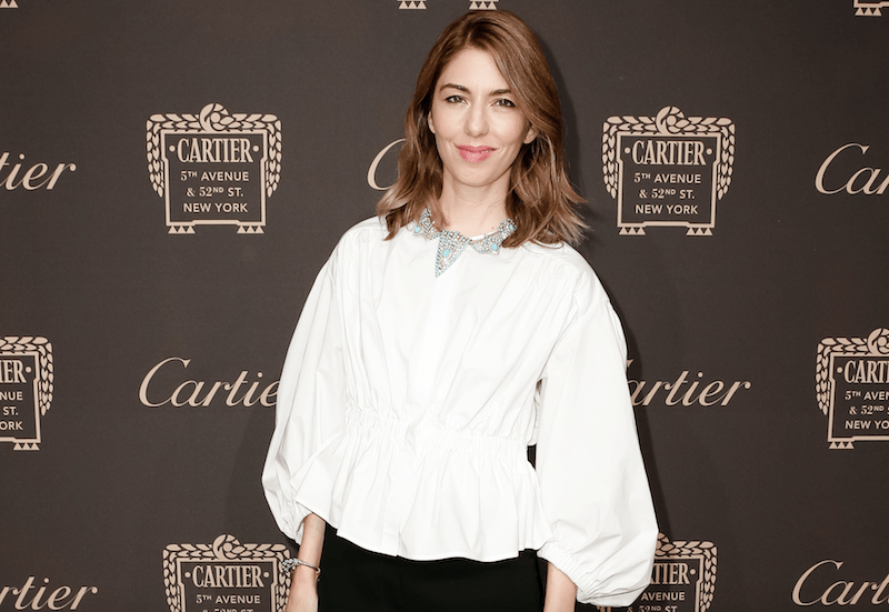 Sophia Coppola Cartier Modepilot 5th Avenue