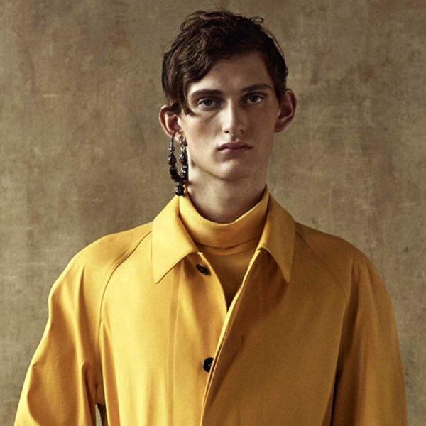 Menswear Trend: Männerschmuck