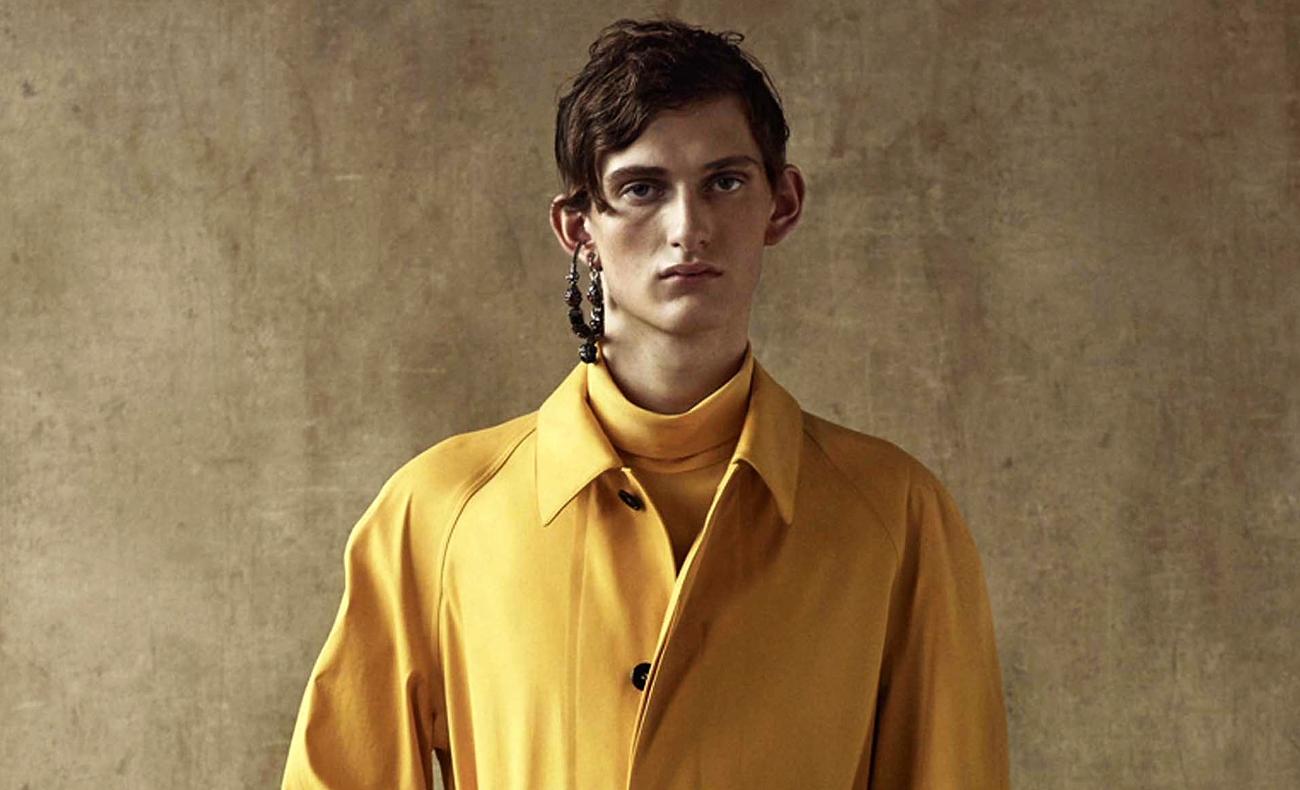 Menswear-Trend: Schmuck kommt bei Männern groß raus ...