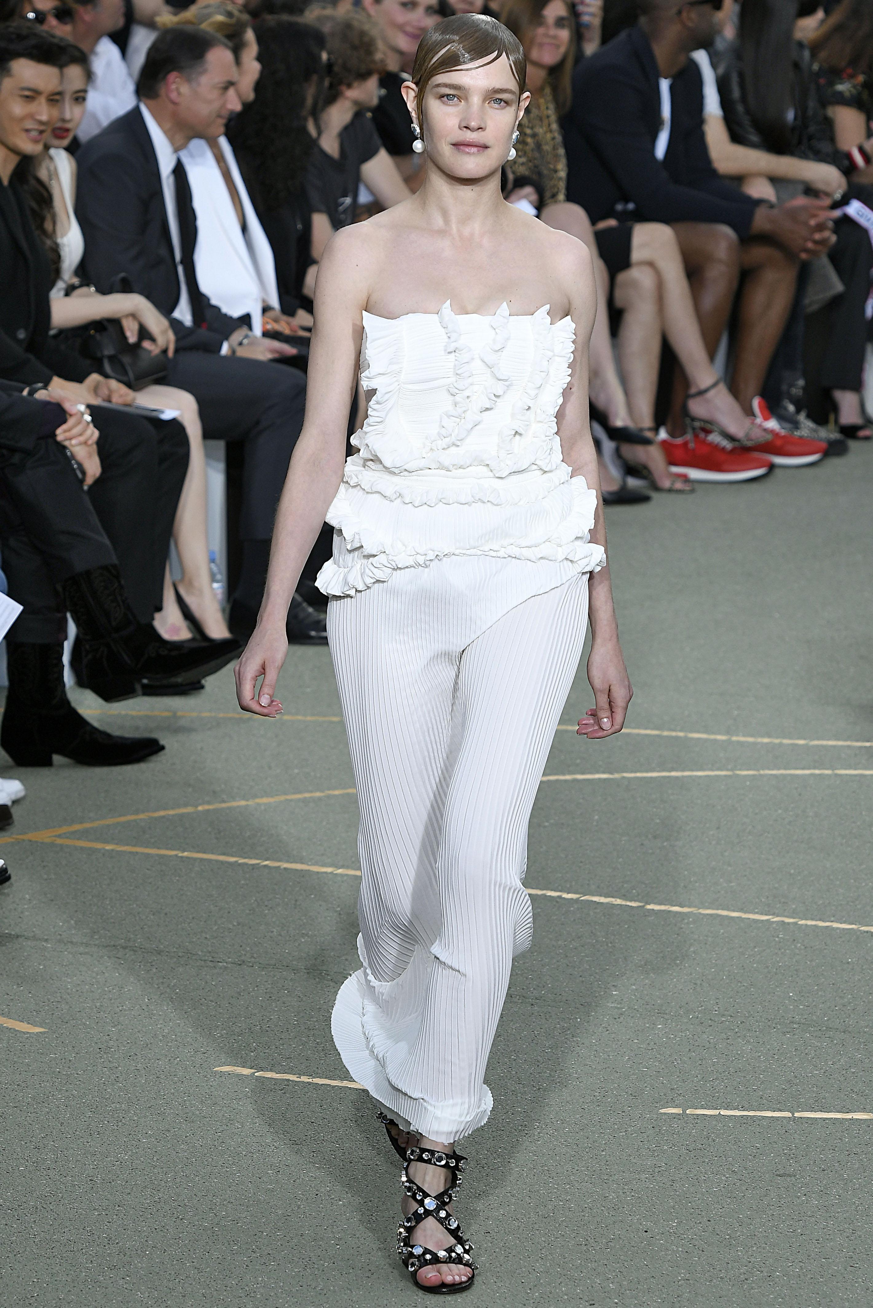 Natalia Vodianova Laufsteg Catwalk Model 2016 Modepilot