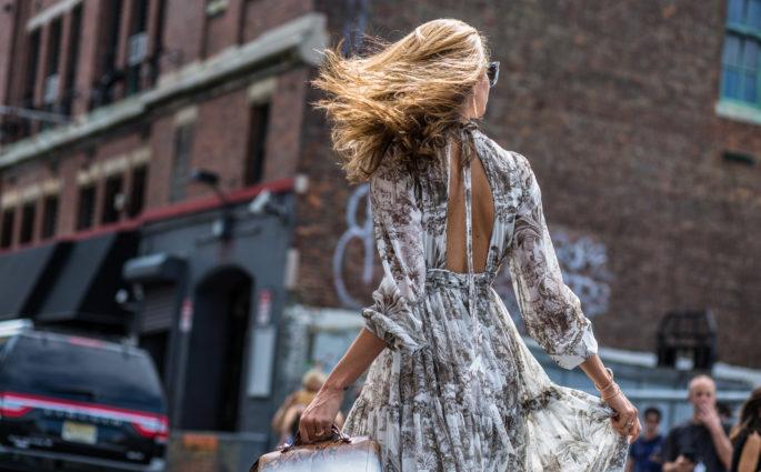 Various street style, Spring-Summer 2017 New York, USA
