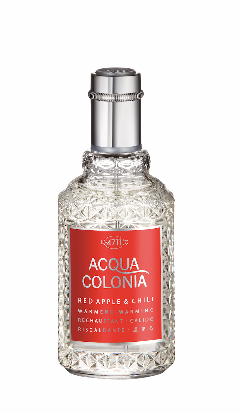 Acqua Colonia Red Apple Warm Chili Modepilot Sonderedition