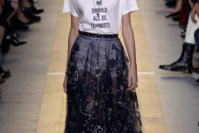 We should all be feminists Dior
