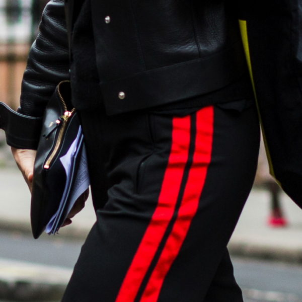 Die Zara-Streifen-Hose und wie man sie stylt