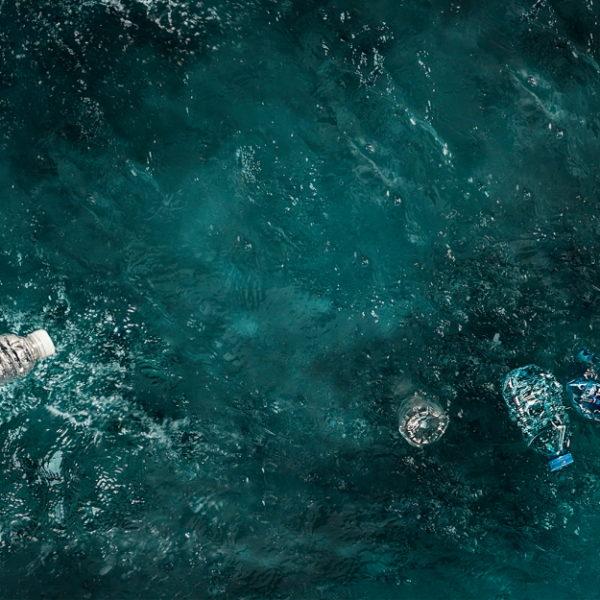 Mode aus dem Plastikmüll der Ozeane