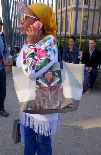 Kimono als Farbgeber