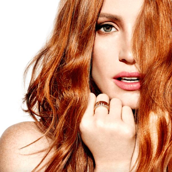 Rot ist das neue Blond
