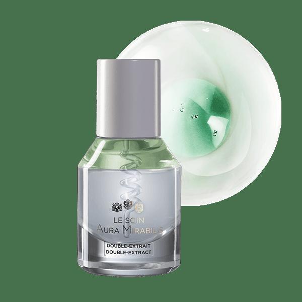 """Serum """"Double Extract"""" aus der Serie """"Le Soin Aura Mirabilis"""" von Roger & Gallet"""