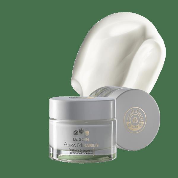 """Gesichtscreme """"Legendary Cream"""" aus der Serie """"Le Soin Aura Mirabilis"""" von Roger & Gallet"""