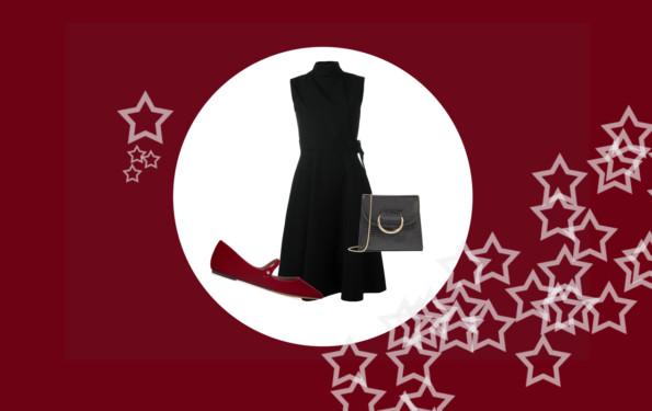Outfits für die Weihnachtsfeier stilvoll Modepilot