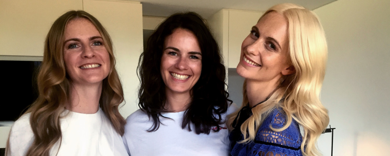 Isabelle Braun poppy delevingne Chloe delevigne
