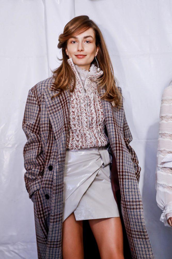 Isabel Marant , autumn-winter 2016 Paris, France