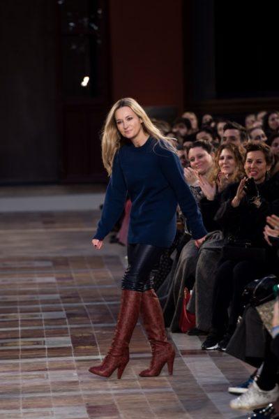 Julie de Libran:  Dank ihres Talents ist Rykiel zurück in der Mode.