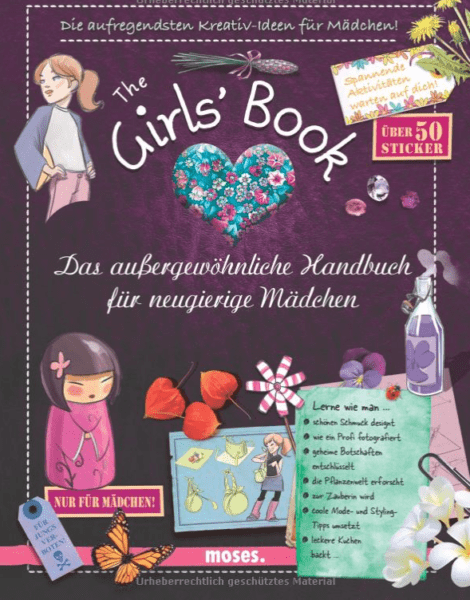 The Girls Book: Tipp von Stephanie Ratz