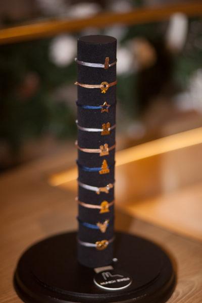 Armbänder von Munich Jewels, um 59 Euro.