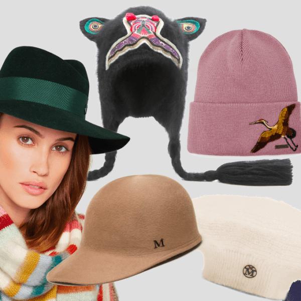 Trendguide: Mützen und Hüte