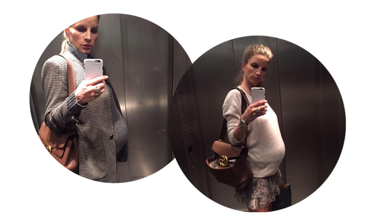 Inka Marnette Schwangerschaftsmode