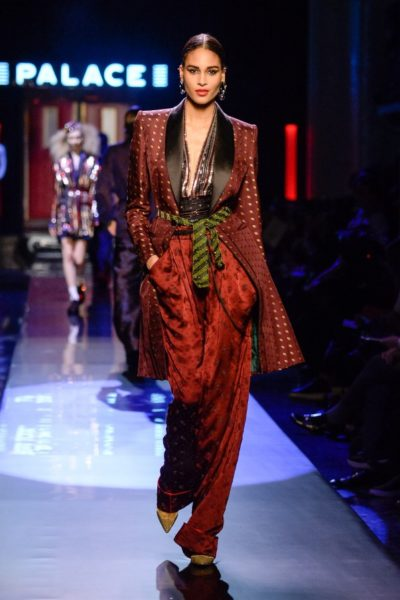 Jean-Paul Gaultier Haute Couture Sommer 2016