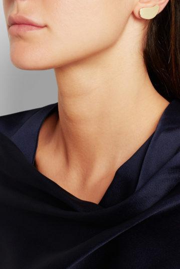 Ohrringe von Charlotte Chesnais, um 375 Euro.