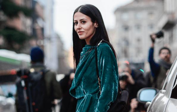 Gilda Ambrosio Attico Modepilot Velvet Samt