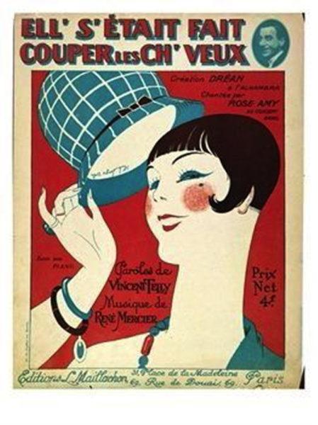 Paris 1924: Der Bob revolutioniert die Frisuren und die Garconnes kommen an die Macht.