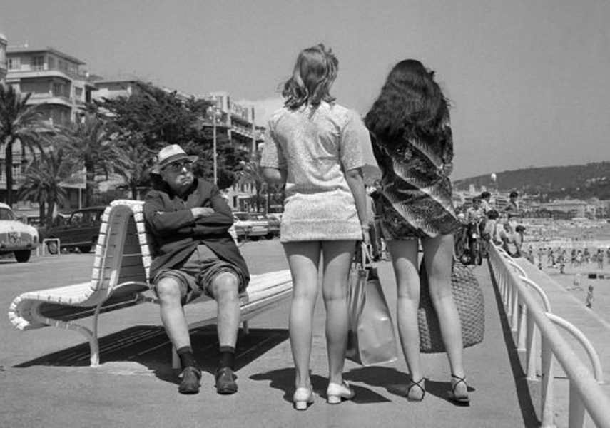 Nizza 1969: Der Mini feiert seit über 7 Jahren seinen Siegeszug, aber noch nicht bei jedem.
