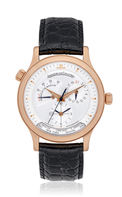 Jaeger-LeCoultre Master Control World Time Modepilot