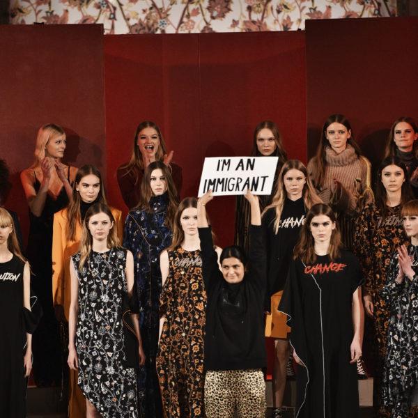 Muss, soll, kann, darf die Mode politisch sein?