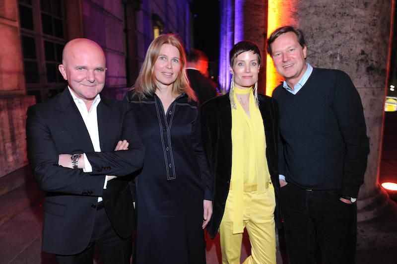 Christian Boros, Antje Winter, Saskia Diez, Philipp Wolff