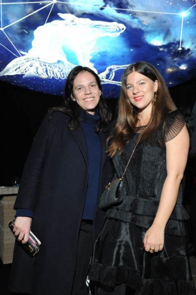 Kera Till und Jessica Weiß