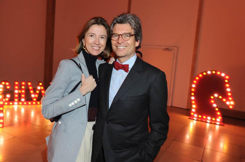 Nina und Alexander Rittweger