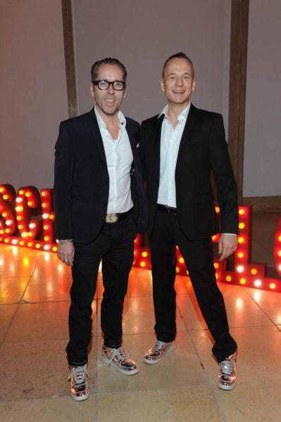 Roger Diederen und Stefan Schukowski