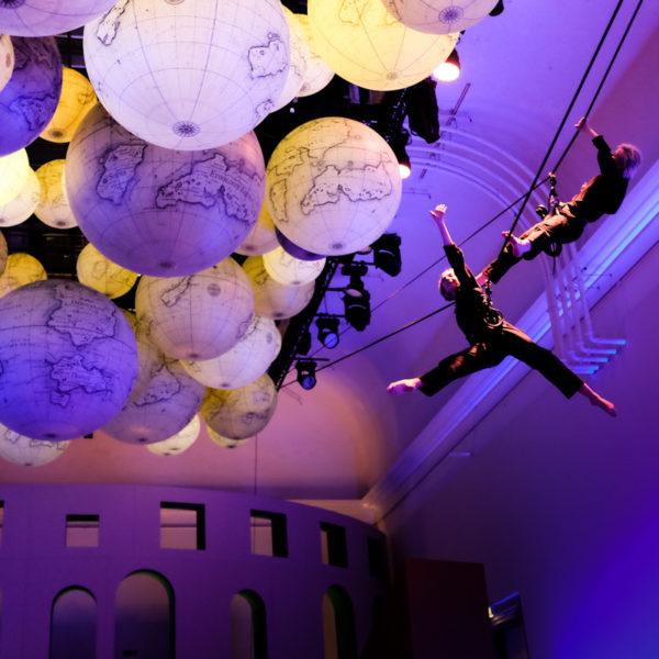Völlig abgehoben: Das Hermès-Opening in München