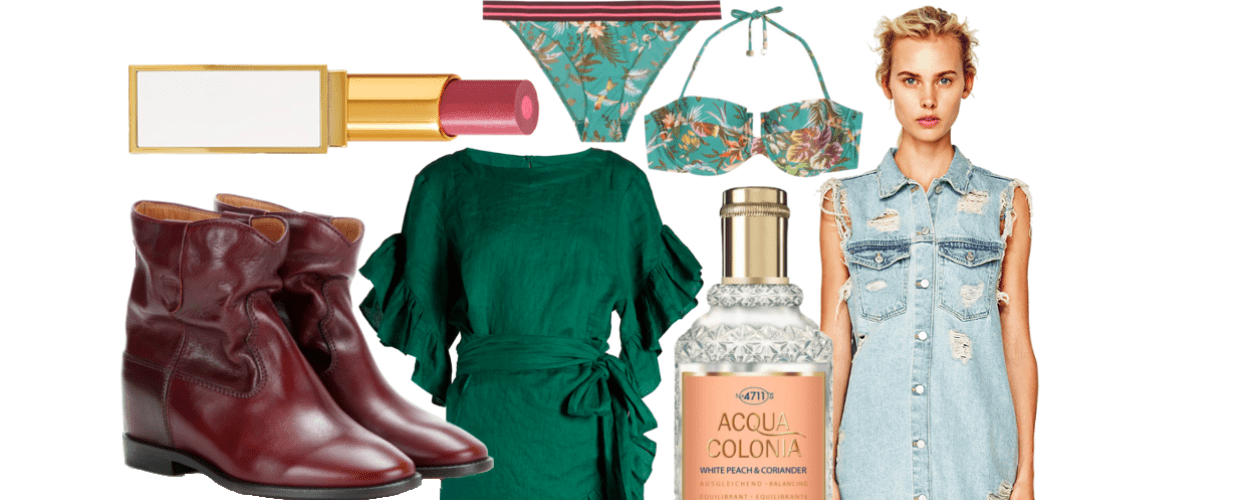 In the mood for Modepilot Isabel Marant Zara Tom Ford Acqua Colonia Cluster