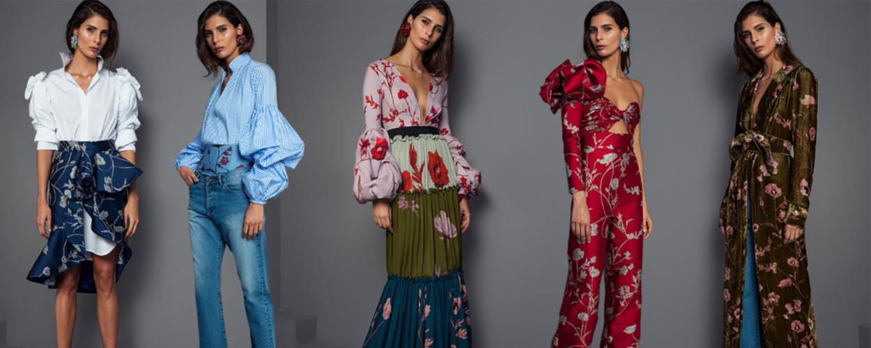 Modetrend: Rüsch' dich auf! Die schönsten Volant-Looks. Jetzt bei Modepilot.de!