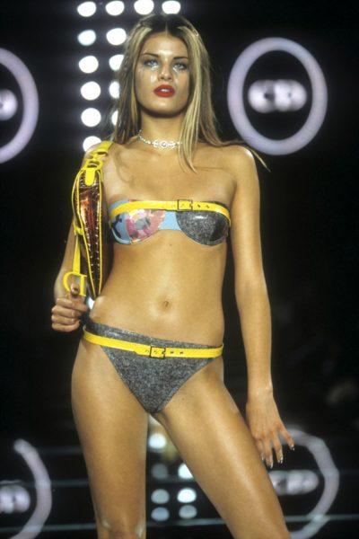 """Tasche """"Saddle"""" von Christian Dior, Sommer 2000"""