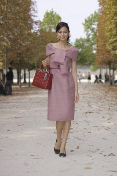 """""""Lady Dior""""-Tasche von Christian Dior, Paris 2010"""