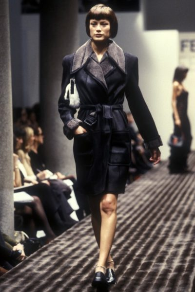 """Tasche """"Baguette"""" von Fendi, Herbst/Winter 1997"""