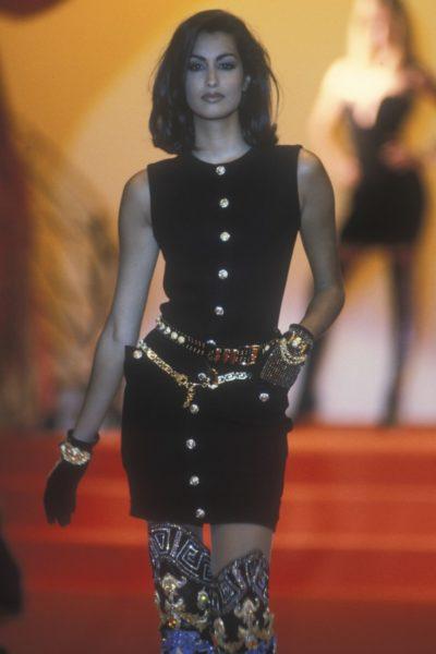 Gianni Versace, Winter 1991
