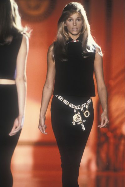 Gianni Versace, Sommer 1993