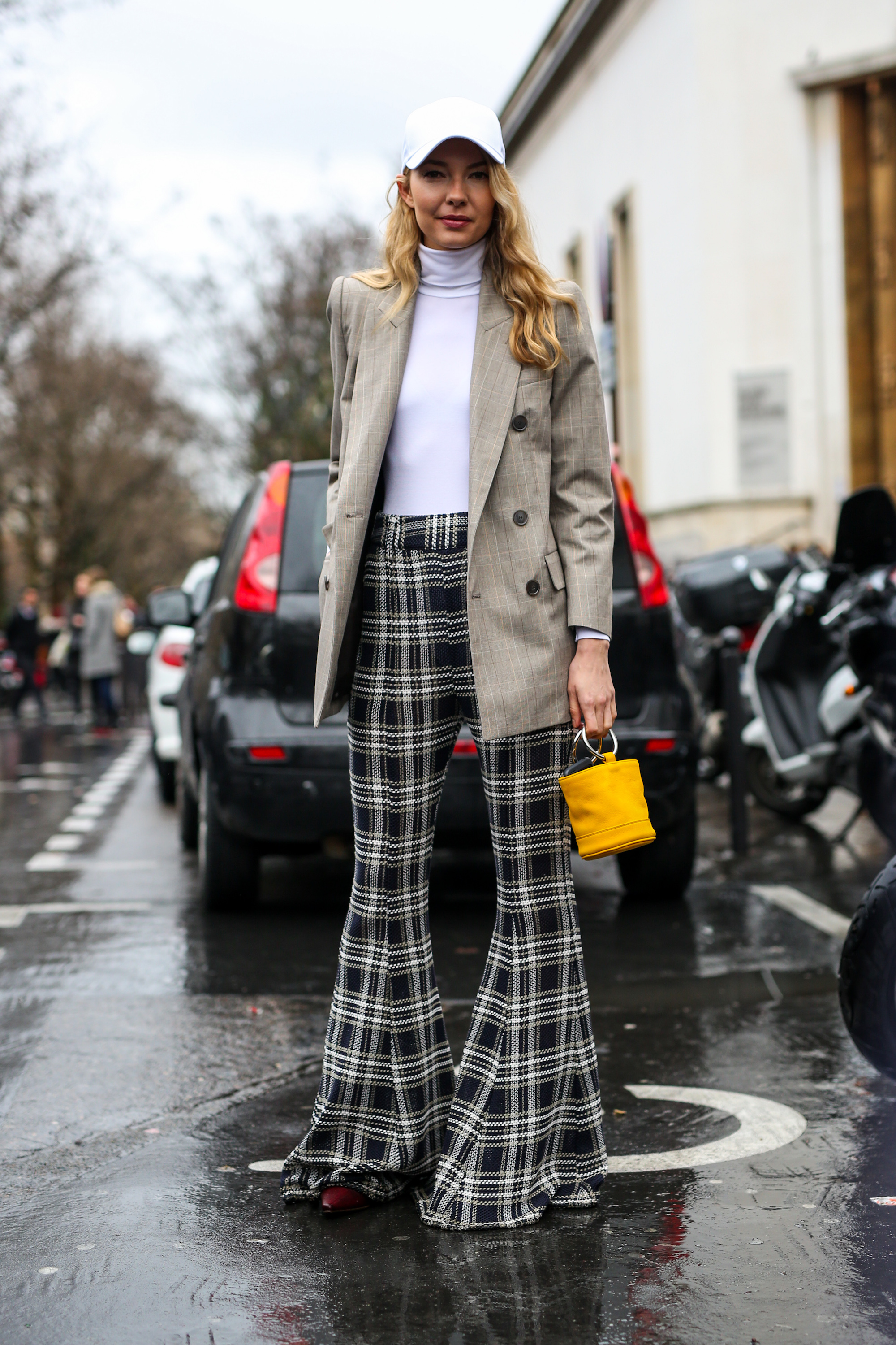 Street Style The Germans Bei Den Fashion Weeks