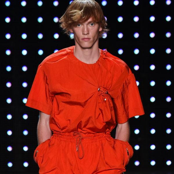Think Orange! DIE Sommer-Trendfarbe für Männer