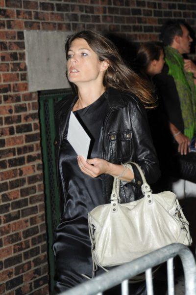 """""""City""""-Tasche von Balenciaga, auch """"Motorcycle-Bag"""" genannt, New York 2010"""
