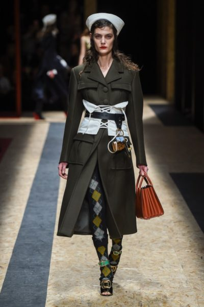 Prada, Winter 2016