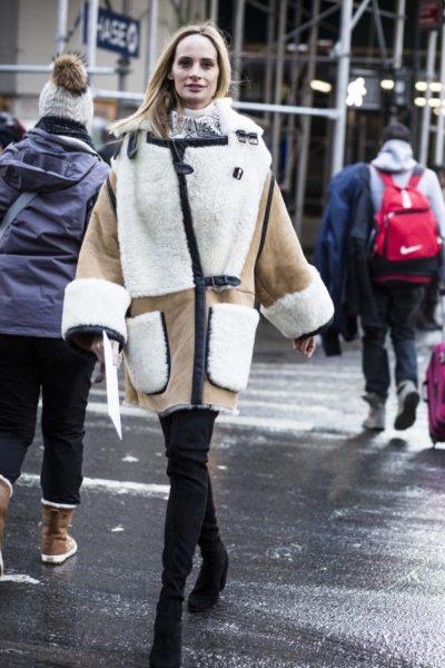 Modepilot Street Style no handbag ohne Handtasche